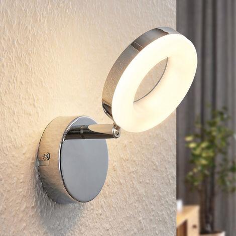 LED ceiling light Ringo, one-bulb