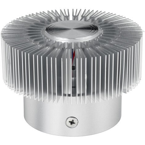"""main image of """"LED Ceiling Light Warm White Aluminum Wall Lamp Without Remote"""""""