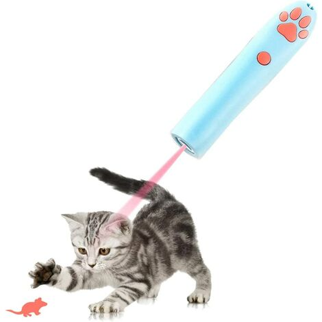 LED chat baguette chat teaser jouets chat jouets pour chats d'intérieur jouets chat jouets interactifs