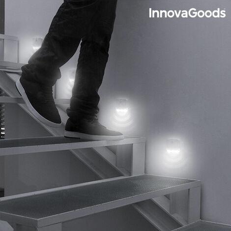 LED con Sensore di Movimento InnovaGoods (Pacco da 2)