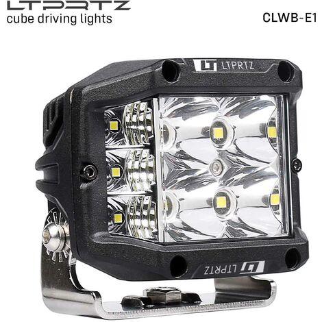 LED Cube Light Fernscheinwerfer 140° ECE