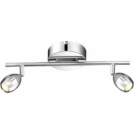 LED de lujo 18 vatios lámpara colgante colgante de plata de la iluminación del hogar EEK Un Globo 67812
