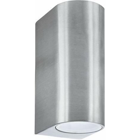 LED de pared exterior y porche GU10 bombillas LED IP44 2 dinero