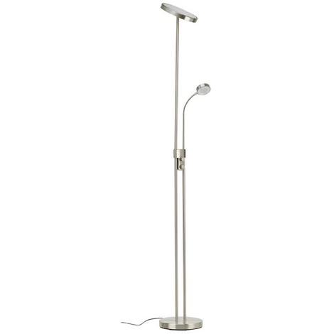 LED Deckenfluter Briloner Trend 1298-022 Standlampe Mit Drehschalter