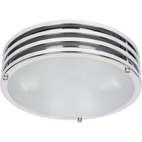 LED Deckenleuchte 2-flammig Badleuchte 60W Schlafzimmer ...