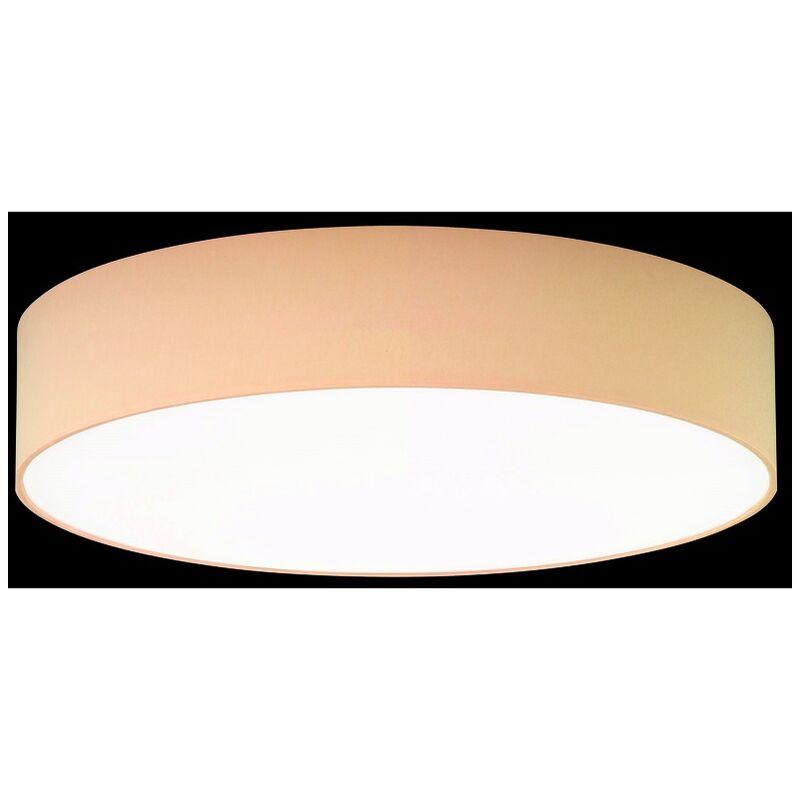 LED-Deckenleuchte anb 30W 3000K A+ Konv 3500lm champ mt IP20 Ø600mm Textil - HUFNAGEL