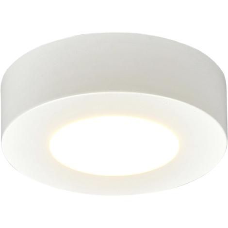 LED Deckenleuchte aus Kunststoff \