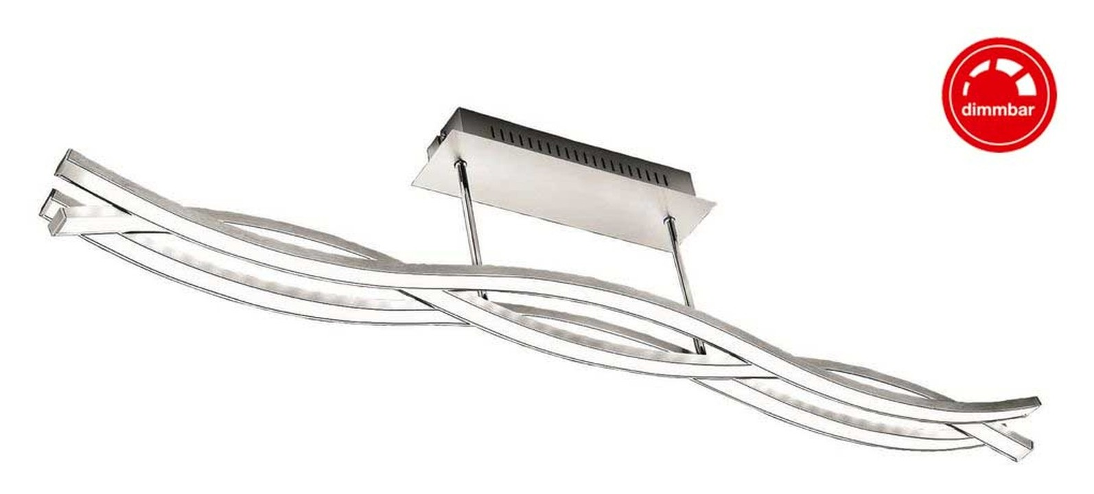 LED Deckenleuchte 4443-039 Hängelampe Esszimmer Dimmbar - Briloner