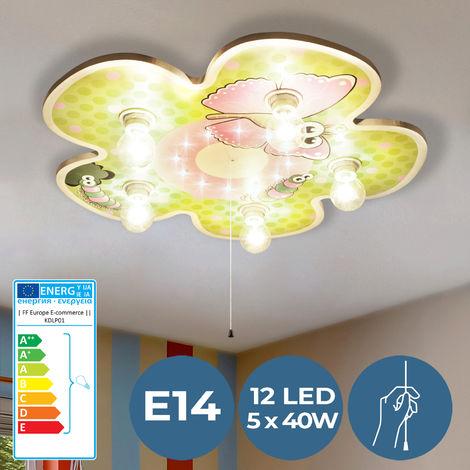LED Deckenleuchte Deckenlampe Kinderzimmer Kinderlampe ...