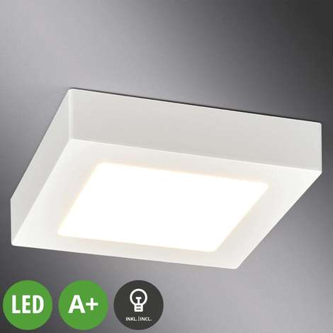LED Deckenleuchte für Badezimmer von Lampenwelt -