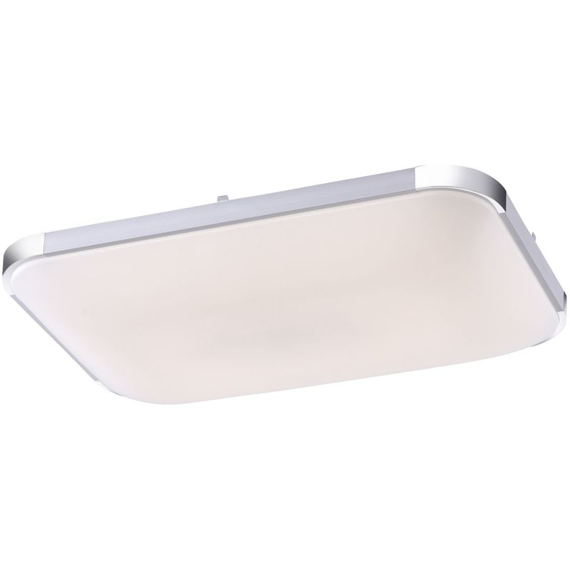 LED Deckenleuchte LeuchtenDirekt 14206-95 Dimmbar Fernbedienung