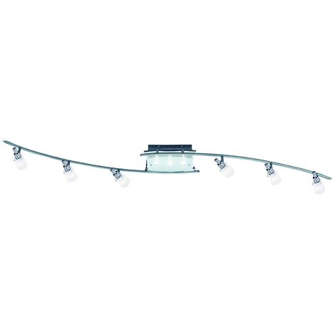 Goede LED Deckenleuchte Paul Neuhaus Hara 8059-55 6er Spot Lampe Verstellbar BH-81