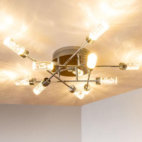 LED Deckenleuchte Vita PD-40 40W 2800lm Designleuchte Wohnzimmer Küchen
