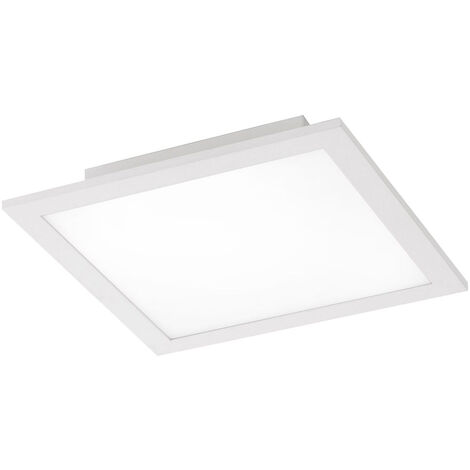LED Deckenpaneel Flat tunable White inkl. Fernbedienung 300 x 300 mm