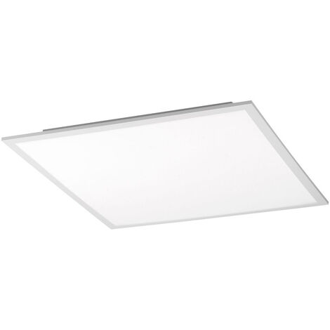 LED Deckenpaneel Flat tunable White inkl. Fernbedienung 450 x 450 mm