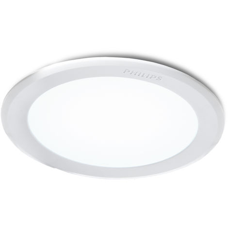 Led Downlight PHILIPS MESON Encastré Blanc 6W 550Lm