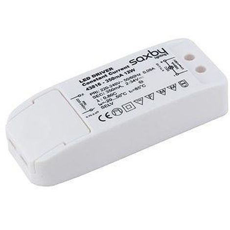 LED driver constant current 12W 350mA
