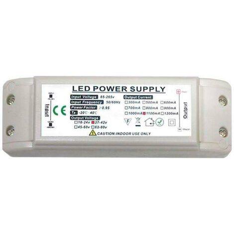 LED Driver DC27-42V/40W/1100mA