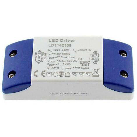 LED Driver DC3-11V/(1-3)x3W/700mA