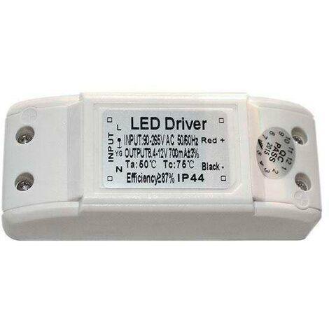 LED Driver DC8.4-12V/3x3W/700mA