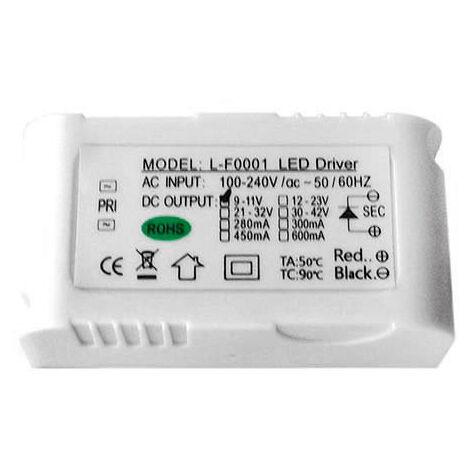 LED Driver DC8.4-12V/3x3W/700mA, IP67