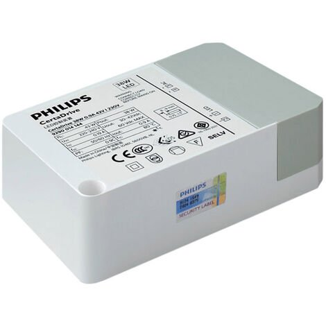 LED Driver Philips, DC30-42V/40W/900mA