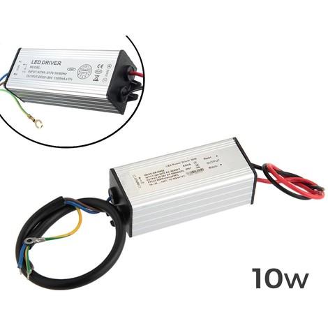 LED DRIVER Transformador / Alimentador para placas led y focos led DC: 16-40V