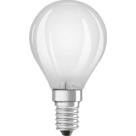 LED E14 OSRAM 4058075810341 6 W = 60 W blanc chaud (Ø x L) 45 mm x 110 mm 1 pc(s)
