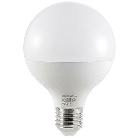 LED E27 bombilla 'E27 12W LED Globelampe easydim' hecho de Plástico (E27, A+) de LAMPENWELT   bombilla bombillas LED lámpara fluorescente