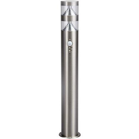 Lampe d/'exterieur luminaire extérieur en acier inoxydable avec détecteur mvt