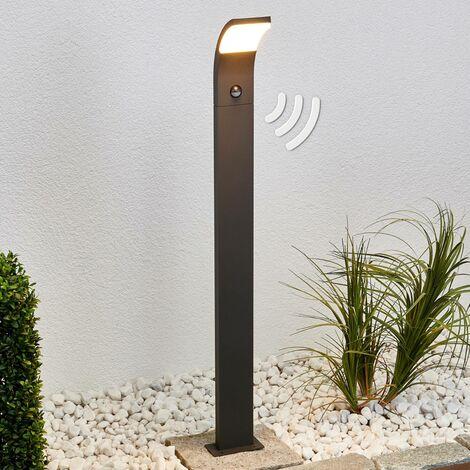 LED Eclairage Exterieur avec Detecteur de Mouvement 'Timm' en aluminium