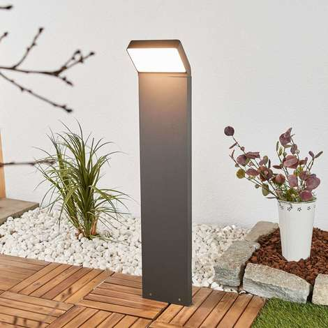 LED Eclairage Exterieur 'Evelin' en aluminium