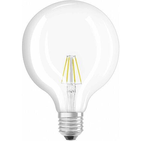 LightMe DEL Classic 7 W = 40 W e27 470 lm blanc chaud 2700k variateur