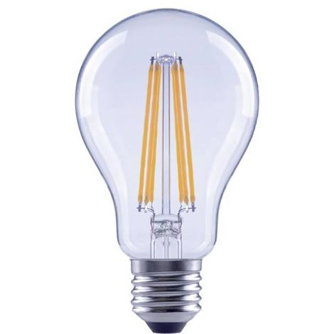 LED EEC: A++ (A++ - E) Sygonix SY-4318642 E27 Puissance: 12 Wp blanc chaud 12 kWh/1000h