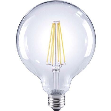 LED EEC: A++ (A++ - E) Sygonix TG10N11 TG10N11 E27 Puissance: 12 W blanc chaud 12 kWh/1000h
