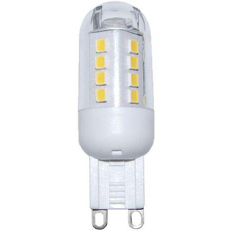 LED EEK A+ (A++ - E) G9 Stiftsockel 3W = 25W Warmweiß (Ø x L) 19.50mm x 59mm 1St. W642061