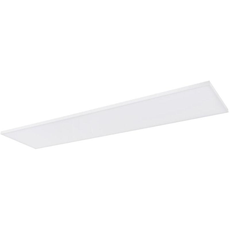 Globo - LED Ein Aufbau Decken Leuchte Panel Büro Strahler Tageslicht Lampe Dimmer FERNBEDIENUNG 41599D5