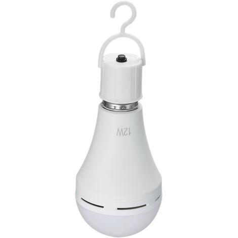 Led Emergency Bulbs E26 / E27 Ac100 ~ 240V 2Pcs