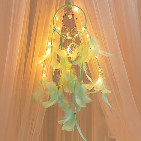 LED Fairy Lights Dream Catcher Gift Wedding Home Decor