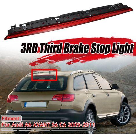 LED Feu stop lampe Troisième Arrière Feux de Freinage pour Audi A6 AVANT S6 C6 2005-2011