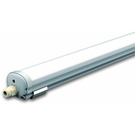 Top LED-Feuchtraum-Wannenleuchte, VT-1574 (6287) EEK: A+, 48 W, 150 cm VM87