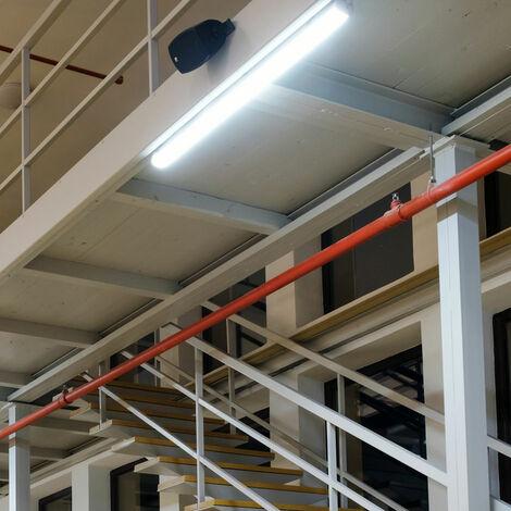 4x LED Wannen Leuchte Feucht Nassraum Werkstatt Keller Garage Lampe Industrie