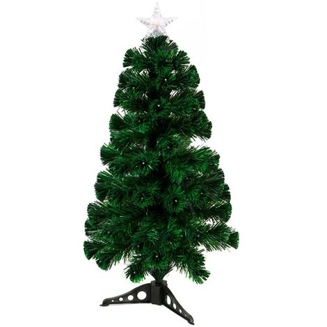 Fiber Optic Christmas Trees.Led Fibre Optic Christmas Tree