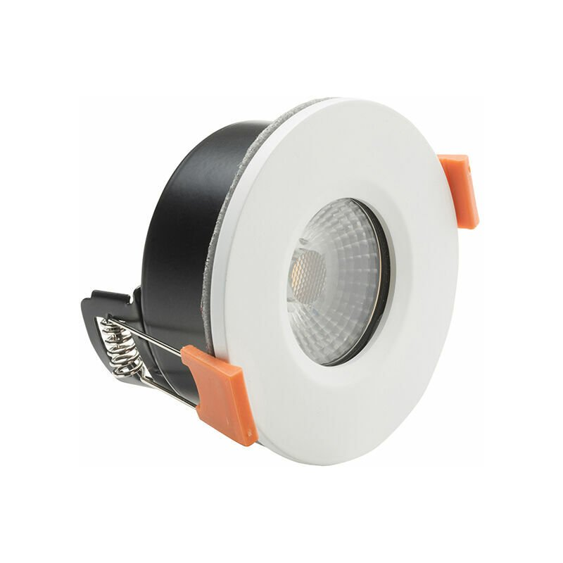 Image of BYR2000812 LED Fire Rated Anti-Glare Downlight 3.8W White 240V - Byron