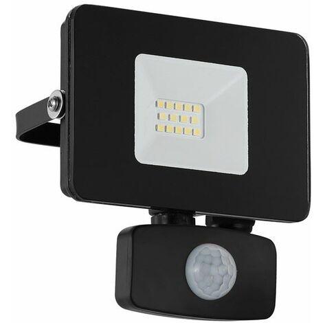 Led Floodlight 10W Sensor Powered Pir Garden Outdoor Flood Light Garden Light