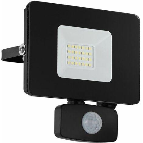 Led Floodlight 20W Sensor Powered Pir Garden Outdoor Flood Light Garden Light