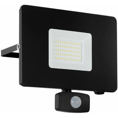 Led Floodlight 50W Sensor Powered Pir Garden Outdoor Flood Light Garden Light