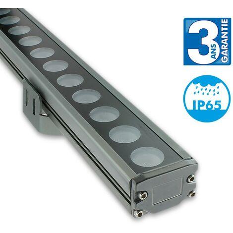 LED Fluter 36W Wall Washer 100 cm   Farbtemperatur: Kaltes Weiß 6000K