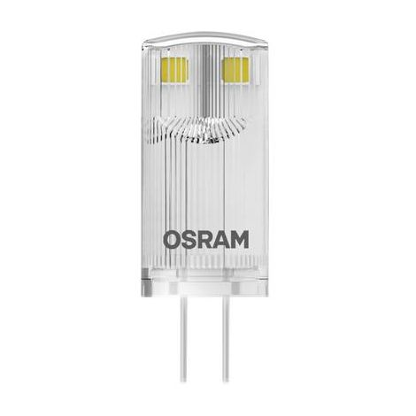 LED G4 OSRAM 4058075811423 0.9 W = 10 W blanc chaud (Ø x L) 12 mm x 33 mm 1 pc(s)