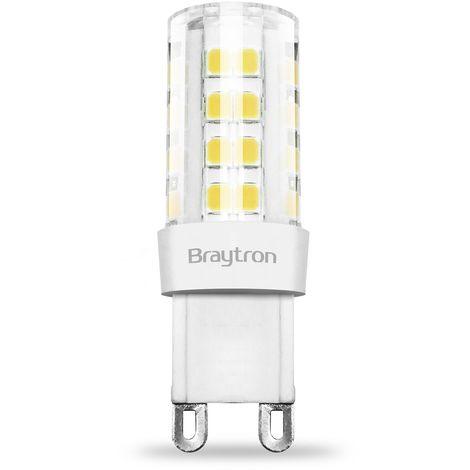 LED G9 Leuchtmittel 5 Watt 420 Lumen A+ 3000 Kelvin Ø 1,6cm 4,8cm hoch